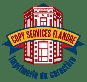 Copy Services Flandre - Logo